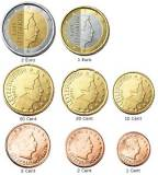 Luxembourg Coins