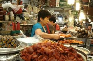 Gwanghwamun Market