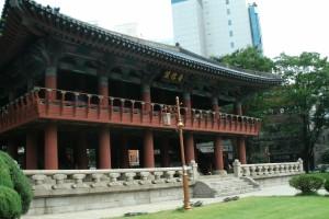 Gwanghwamun Street View