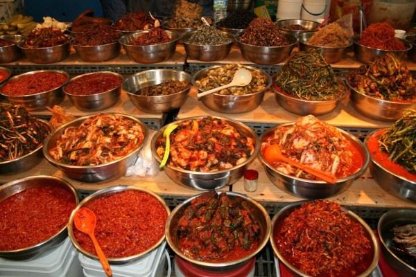 Kimchi Varieties