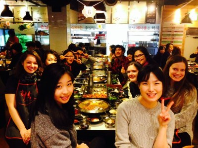 End of Year Class Dinner